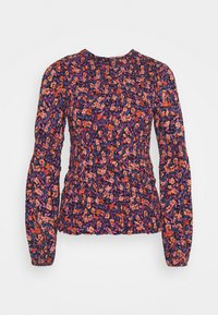 PIECES Tall - PCLUBBIE - Long sleeved top - sky captain - 0