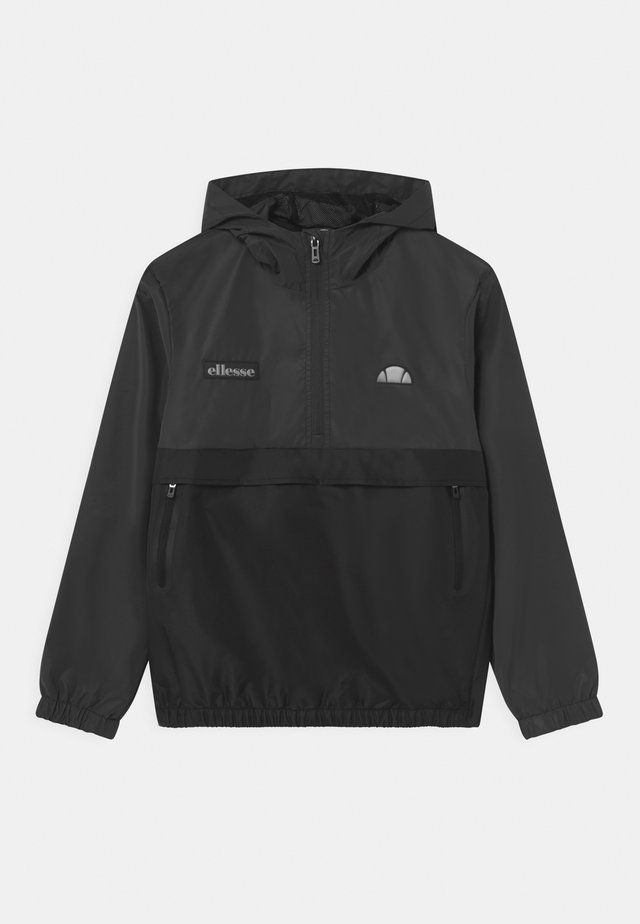 ENETIC UNISEX - Windbreaker - black