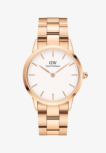 ICONIC LINK 40MM - Montre - rose gold-coloured