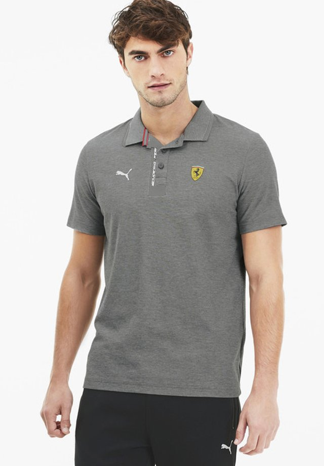 SCUDERIA FERRARI  - Polo - medium gray heather