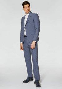 Conbipel - Camicia elegante - grigio chiaro - 1