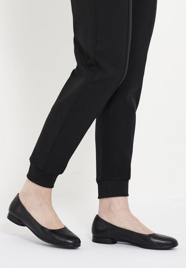 ECCO ANINE - Ballerina's - black