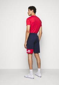 Polo Ralph Lauren - POLY TERRY - Shorts - navy - 2