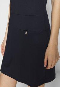 Daily Sports - SELENA CAP DRESS - Sukienka z dżerseju - navy - 5