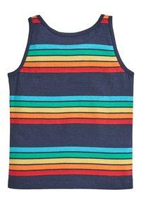 Next - 4 PACK - T-shirt print - blue - 2