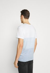 Solid - PORUS - Print T-shirt - insignia blue - 2