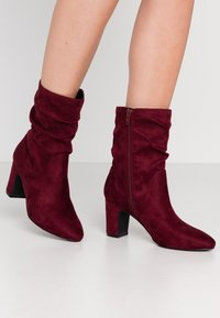 Bullboxer - Classic ankle boots - wine - 0