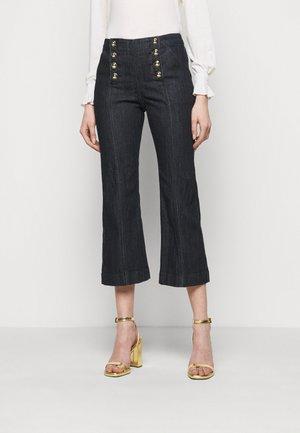 CROPD KICK SAILOR - Jeans Skinny Fit - indigo