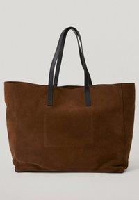 Massimo Dutti - Handbag - brown - 1