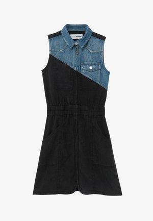 IRATXE - Korte jurk - black