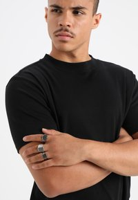Topman - BAND 3 PACK - Other accessories - crystal - 1