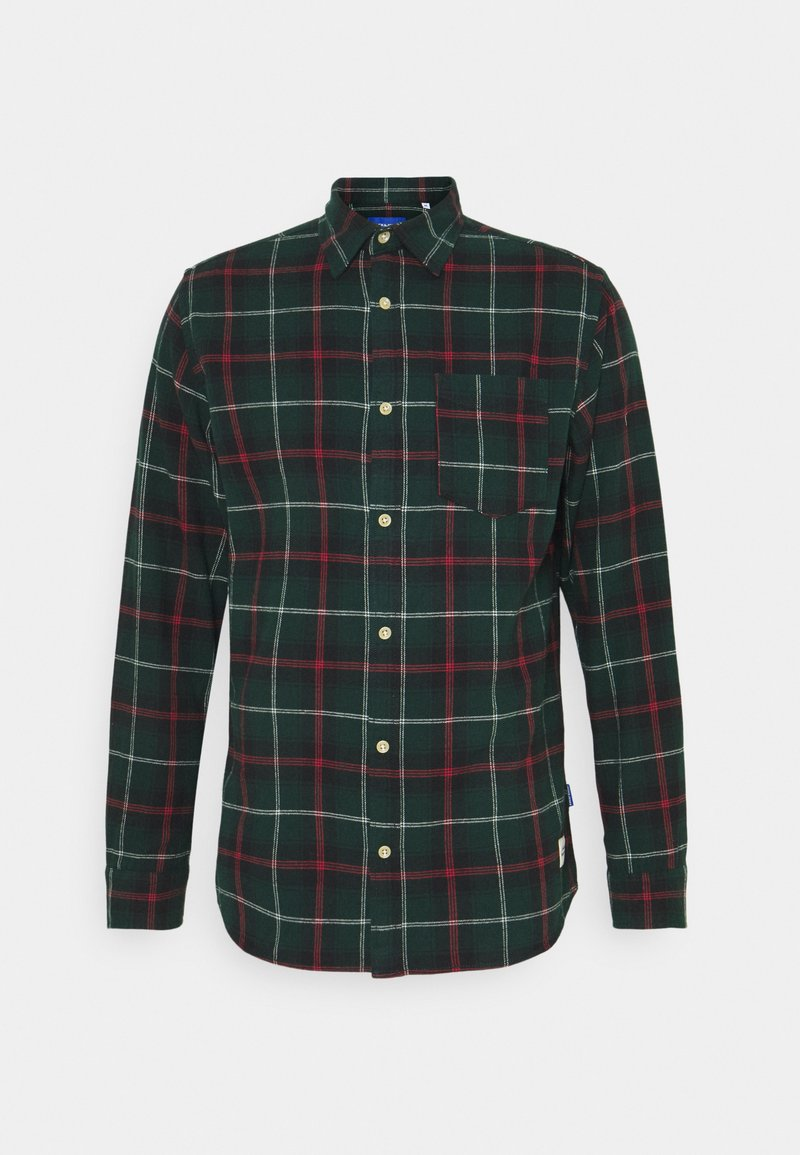 Jack & Jones - JORBRODY - Skjorta - forest night