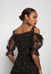 Alice McCall - MOON LOVER DRESS - Koktejlové šaty/ šaty na párty - black - 4