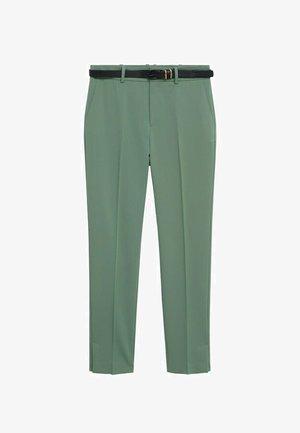 BOREAL - Chino kalhoty - groen