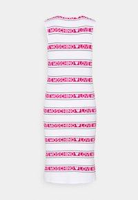 Love Moschino - Jumper dress - optical white - 6