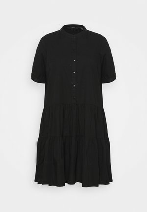 VMDELTA DRESS - Shirt dress - black