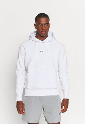 FELPA HOODIE - Sweat à capuche - optical white