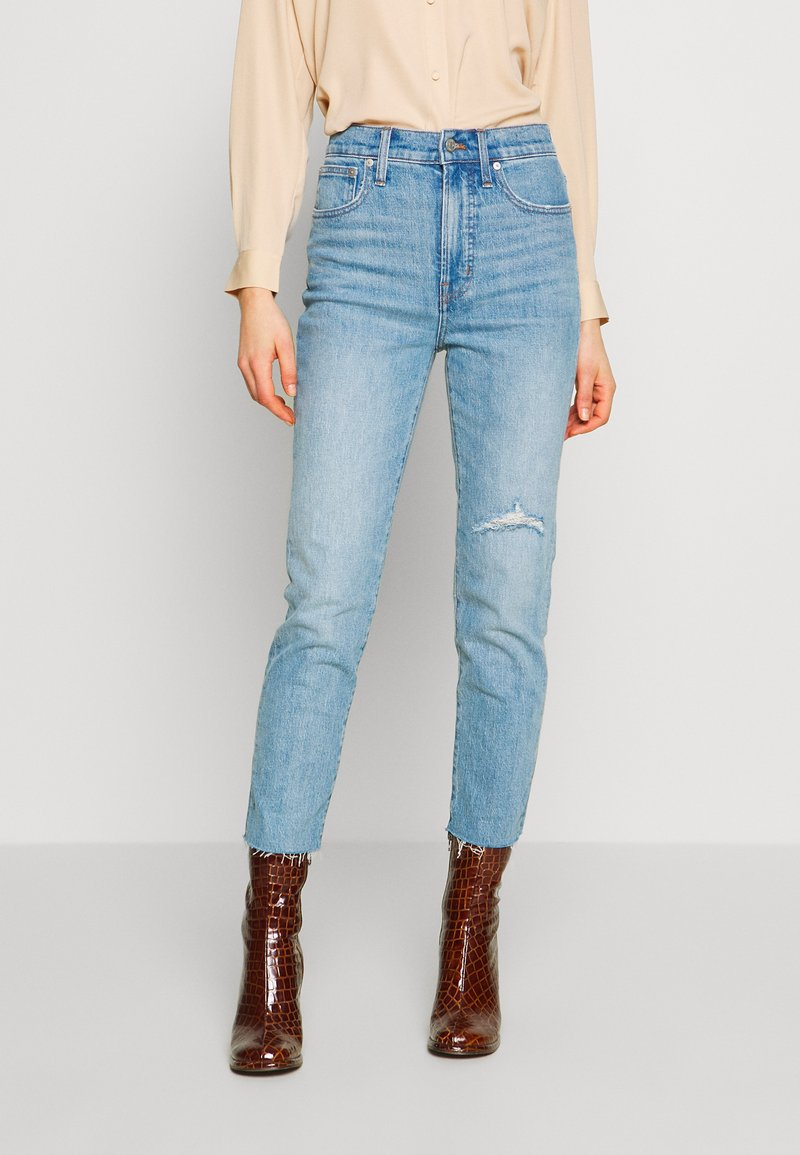 Madewell - PERFECT VINTAGE - Slim fit jeans - rosabelle