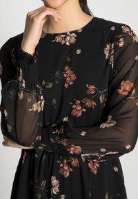 Vero Moda - VMSMILLA - Day dress - black sallie - 4