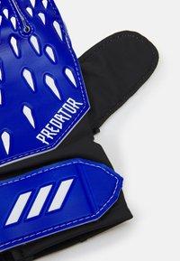 adidas Performance - PRED UNISEX - Keepershandschoenen  - royal blue/white/black - 1