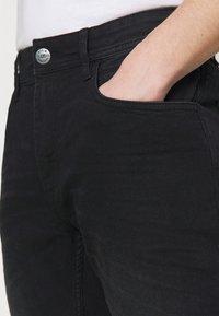 Blend - TWISTER  - Slim fit jeans - denim black - 3