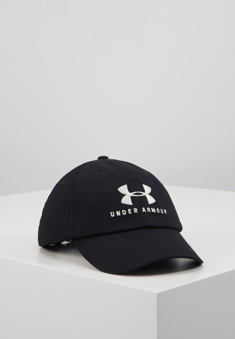 Under Armour - FAVORITE  - Bonnet - black/onyx white