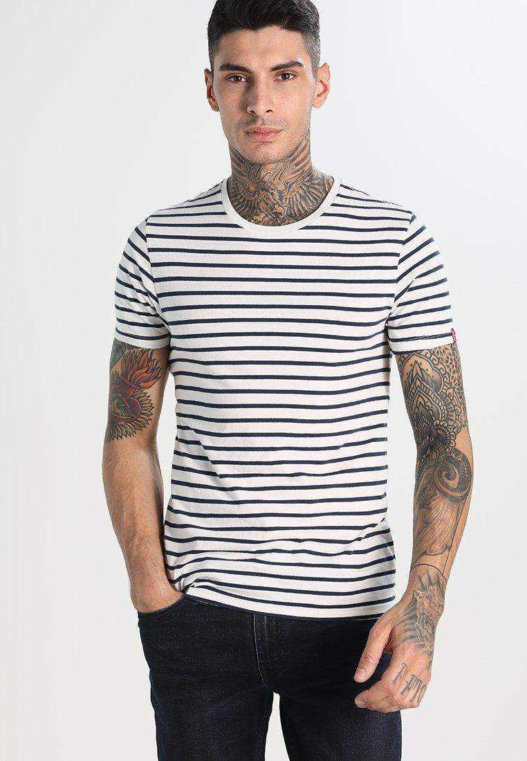 Levi's® - SLIM FIT 2 PACK  - Camiseta básica - dark blue