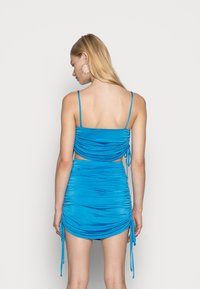 Nly by Nelly - DRAWSTRING SIDE TOP - Top - blue - 2