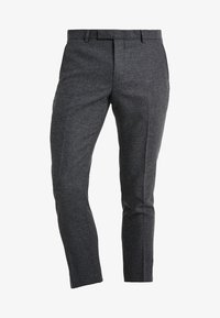 Twisted Tailor - MOONLIGHT TROUSERS - Suit trousers - charcoal - 4