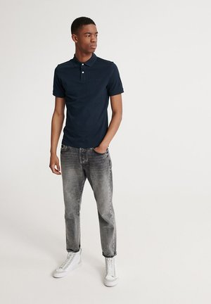 CLASSIC MICRO LW - Polo shirt - eclipse navy