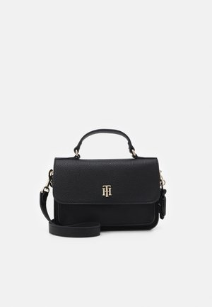 SOFT CROSSOVER - Handbag - black