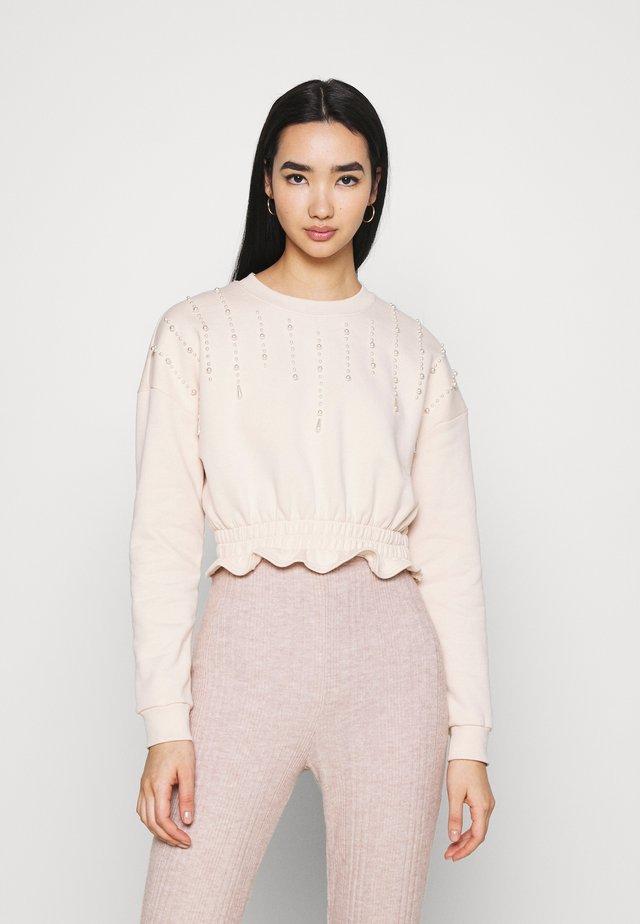 PEARL - Sweatshirt - lilac