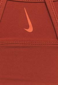 Nike Performance - INDY YOGA BRA - Light support sports bra - rugged orange/light sienna - 2
