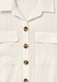 Grunt - DEE - Button-down blouse - snow - 3