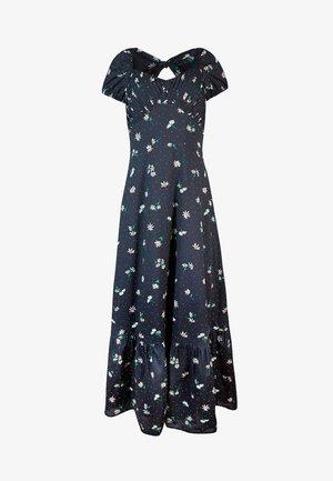 DAISY SPOT OPEN BACK  - Długa sukienka - black