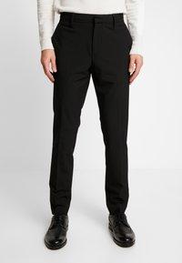 DOCKERS - SMART FLEX TROUSER  - Kalhoty - black - 0