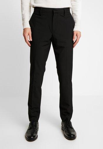 SMART FLEX TROUSER  - Trousers - black