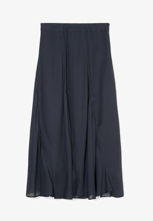 Maxi skirt - dark night