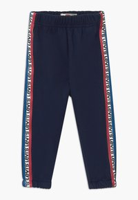 Levi's® - CREW SET - Tracksuit - red/dark blue - 2