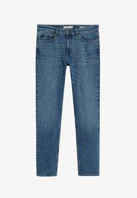 Mango - BOB - Straight leg jeans - bleu foncé - 6