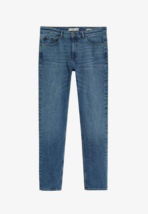 BOB - Jeansy Straight Leg - bleu foncé