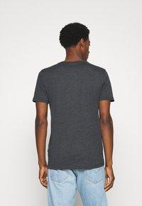 Solid - MATTI - Print T-shirt - insignia - 2