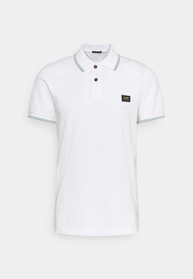 REGENCY - Poloskjorter - white