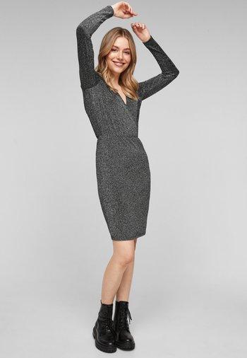 Cocktail dress / Party dress - dark grey