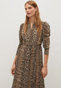 Mango - BOA - Day dress - braun - 3