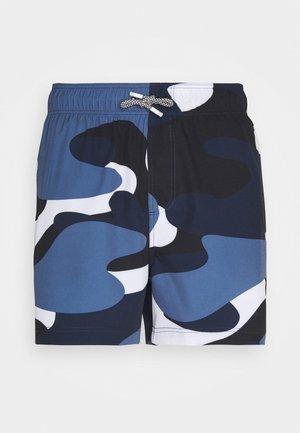 JJIMAUI JJSWIM PRINT - Plavky - navy blazer