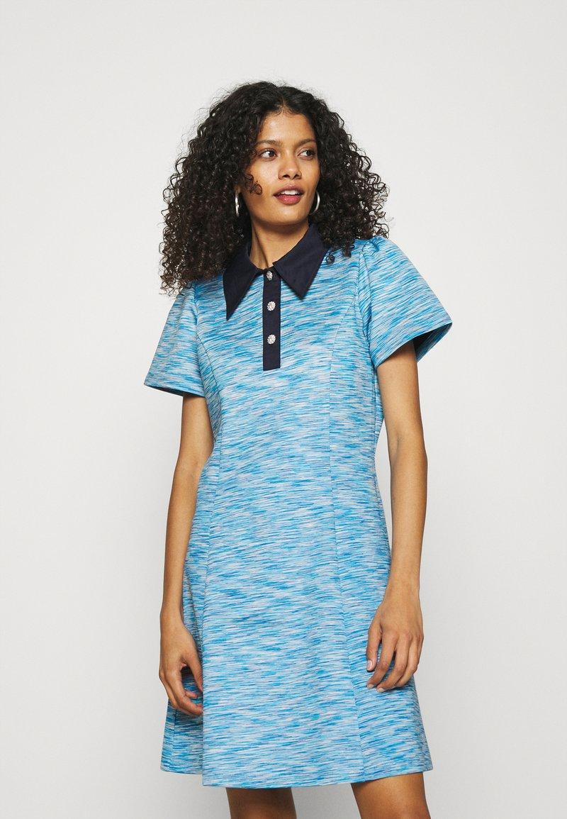 Résumé - DANNON DRESS - Day dress - electric blue