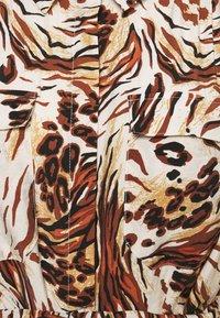 Object - OBJEMERSON DRESS   - Shirt dress - sandshell/vild - 6