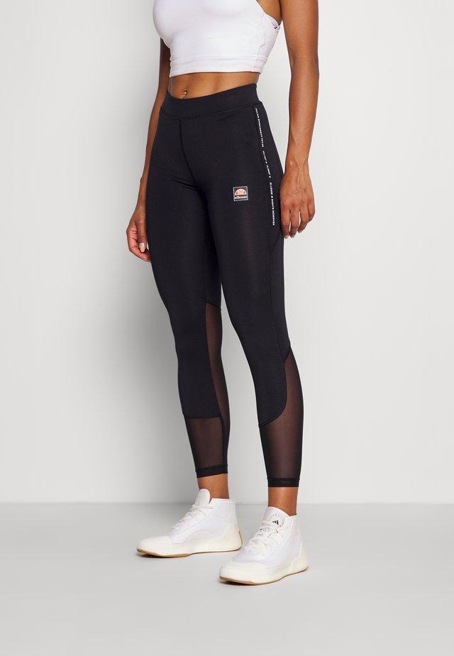 POSINA LEGGING - Legging - black