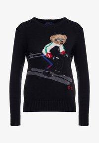Polo Ralph Lauren - Sweter - black - 5